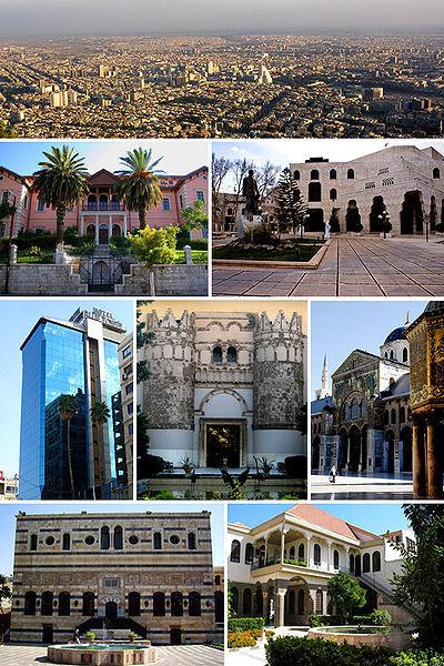 Blog de lisezmoi :Hello! Bienvenue sur mon blog!, La Syrie : Damas
