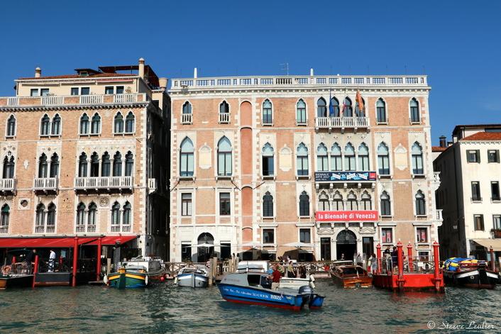 Venise, navigation retour sur le Grand Canal