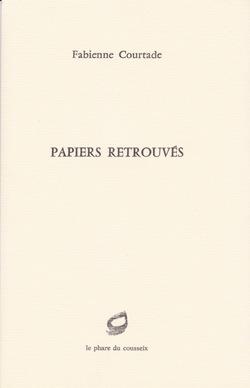 PAPIERS RETROUVÉS
