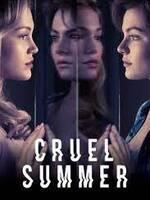 Cruel Summer (2021) : Un thriller non conventionnel qui se déroule pendant trois étés - 1993-95 - dans une petite ville du Texas quand une belle adolescente populaire, Kate, est enlevée et, apparemment sans lien de parenté, une fille, Jeanette, passe du statut de douce et maladroite à la plus fille populaire de la ville et, en 1995, la personne la plus méprisée d'Amérique. ..... ----- ..... Réalisateur(s) : Bert V. Royal Acteurs(s) : Olivia Holt, Chiara Aurelia, Froy Gutierrez, Harley Quinn Smith, Brooklyn Sudano, Blake Lee, Allius Barnes, Michael Landes Genre(s) : Drame Année de sortie(s) : 2021 Saison : 1 Nombre d'épisodes : 10 Status : En production