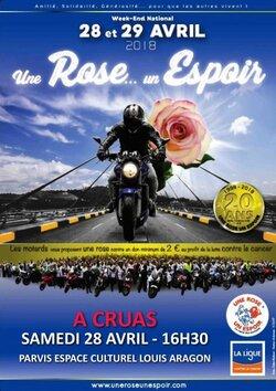 Une rose un espoir