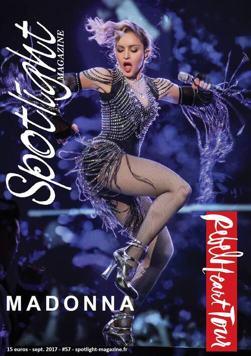 Spotlight Magazine 100% Rebel Heart Tour
