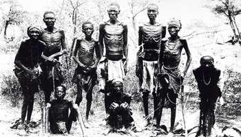 Hereros et Namas de Namibie : le premier génocide du XXe siècle sort de l'oubli