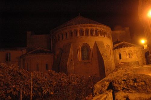 abbaye de gellone à Saint Guilhem