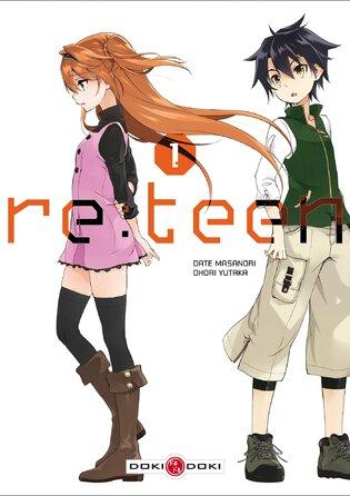 Re : teen