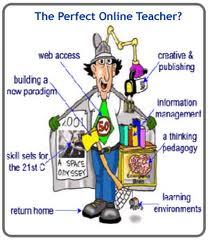 The English Teacher On Line