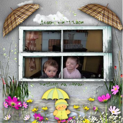 Kit Jour de pluie