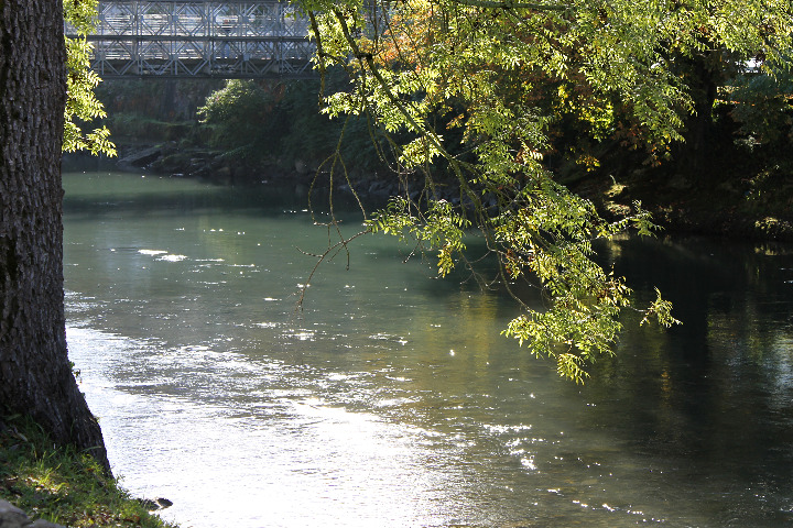 Balade le long du Gave de Pau