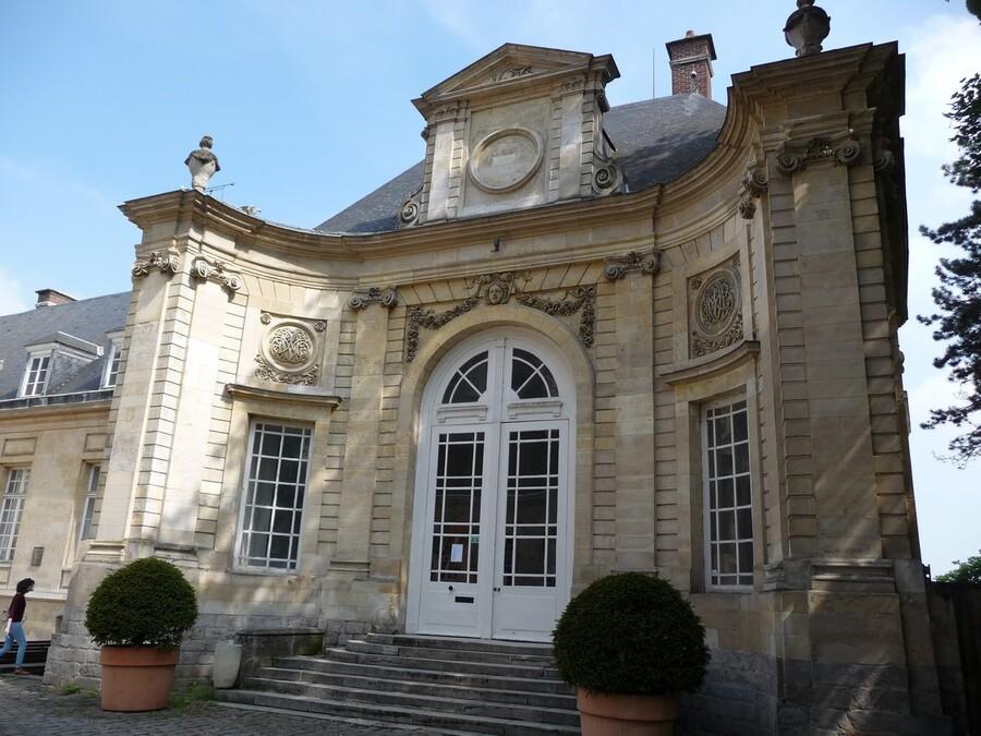 Amiens, le Jardin de l'Evêché (II)