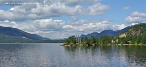 Lac Nisser.