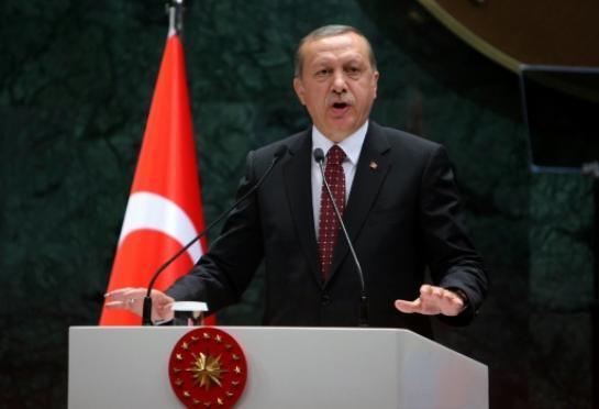 Le président turc Recep Tayyip Erdogan, à Ankara le 10 mai 2016