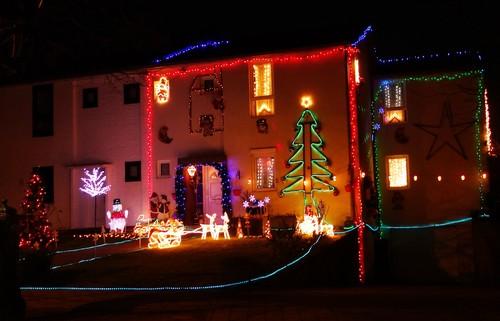 Tout comme l'année dernière, cet endroit est incontournable à Noël