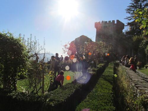 Sortie famille au chateau de Miolans
