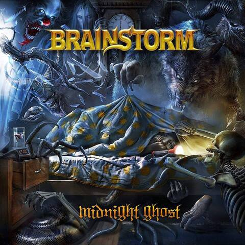 """BRAINSTORM - """"When Pain Becomes Real"""" (Clip)"""