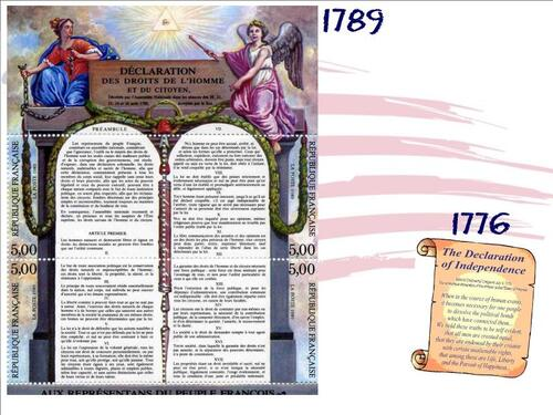 CM1/3 - The Declaration of Independence ... Declaration of a Difference.