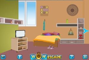 Jouer à Wow escape from familiar room