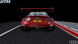 Team Abt Sportsline Miguel Molina Audi RS5