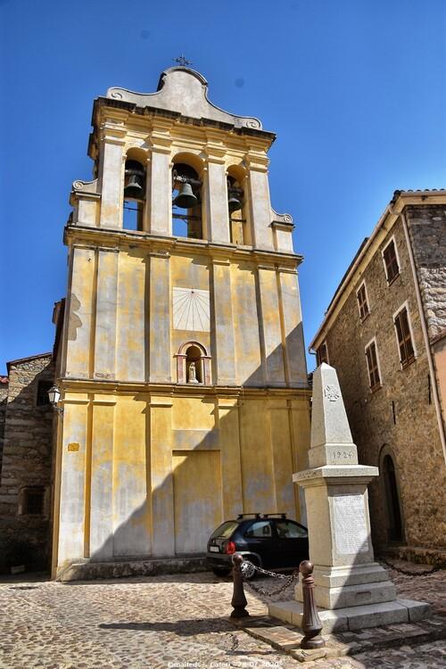 Église de l'Assomption - Cateri - Corse