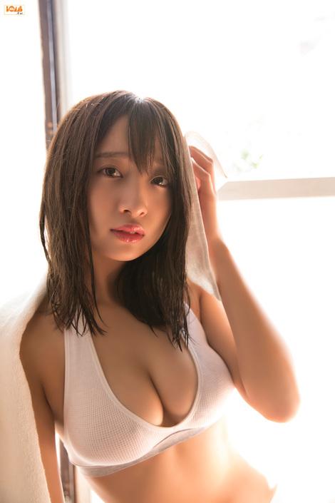 WEB Gravure : ( [Bomb.tv] - | 2018.10 | Kome Watanabe/渡邉幸愛 )