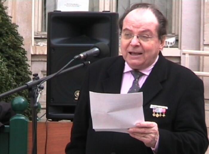 Décès de Daniel Videlier ancien combattant de la guerre d'Algérie à l'âge de 79 ans