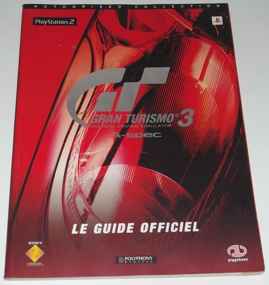 Guide Gran Turismo 3