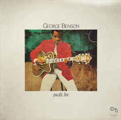 George Benson - Pacific Fire - Complete LP