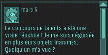 Message de Dot