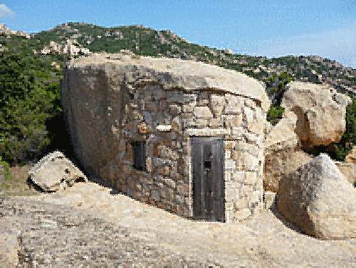 Les oriis en Corse
