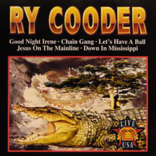 Le choix des lecteurs # 108: Ry Cooder and Freinds - Jesus hits like an atom bomb
