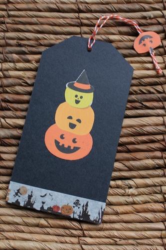 Tags d'Halloween