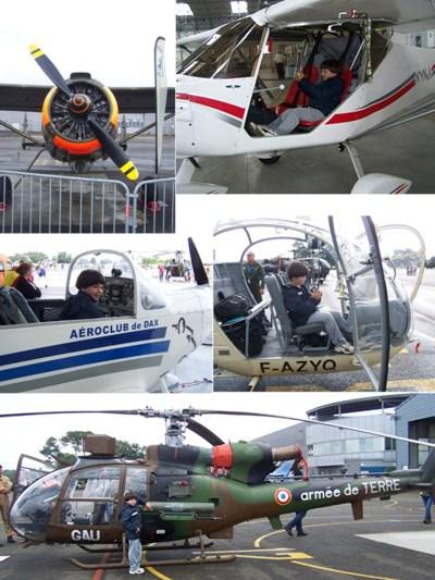 Blog de chipiron :Un chipiron dans les Landes, Hélicoptère ou avion j'adore