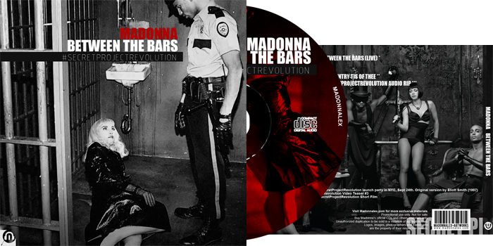 Madonna Between The Bars SecretProjectRevolution