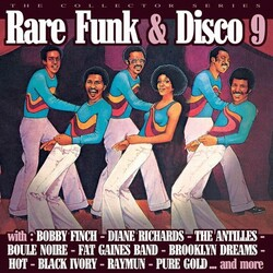 V.A. - Rare Funk & Disco - Vol.9 - Complete CD