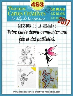 Passion Cartes Créatives#493 / CarteManiak#