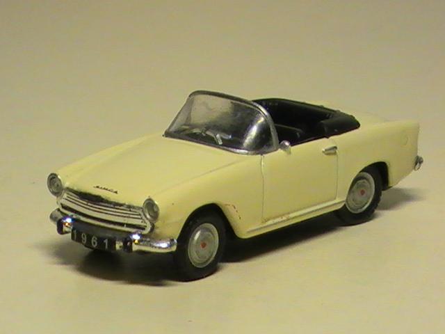 L'âge d'or des voitures françaises n° 34 et 35