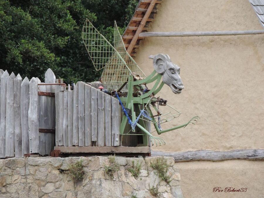 Pleumeur-Bodou dans les côtes d'Armor
