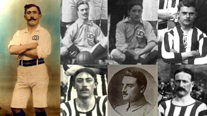 Alors que l'équipe de France de Football vient de débuter l'Euro-2016, France 24 vous propose de regarder dans le rétro et de découvrir l'histoire des anciens Bleus morts durant la Grande Guerre. Une vingtaine d'entre eux ont perdu leur vie.