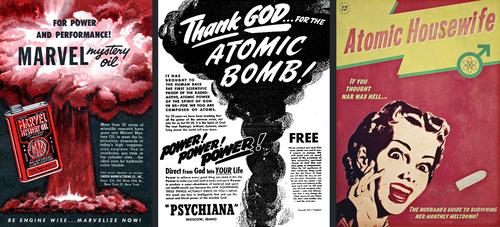Pire qu'Hiroshima : la bombe anatomique !