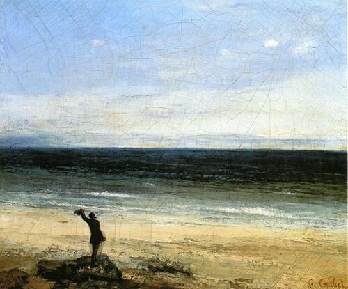 Le bord de mer à Palavas
