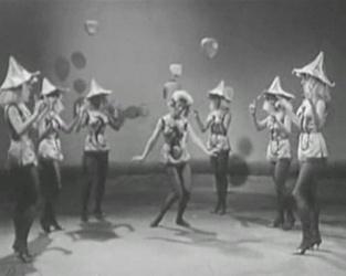 28 septembre 1963 / JE CONNAIS UNE BLONDE