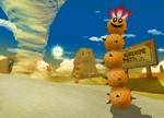 Les personnages de Mario Galaxy