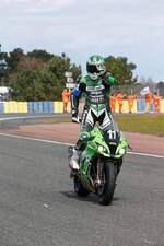 Kawasaki SRC gagne les 24h du Mans!!