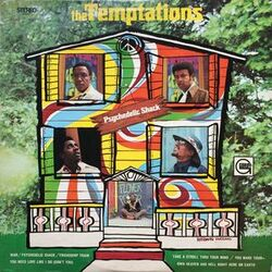 The Temptations - Psychedelic Shack - Complete LP