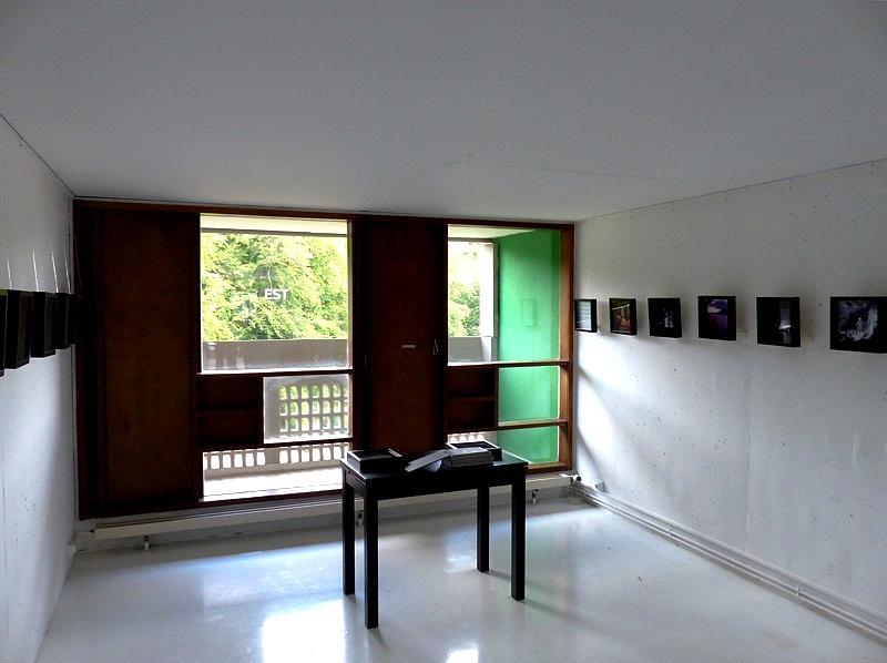 La Cité radieuse de Le Corbusier à Briey en Meurthe-et-Moselle...