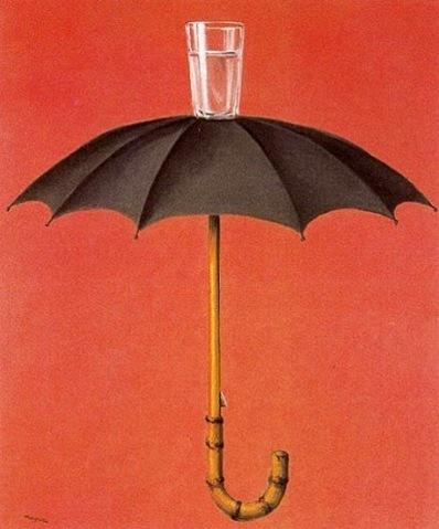 18 - Parapluies et ombelles dans la peinture du 20ème siècle