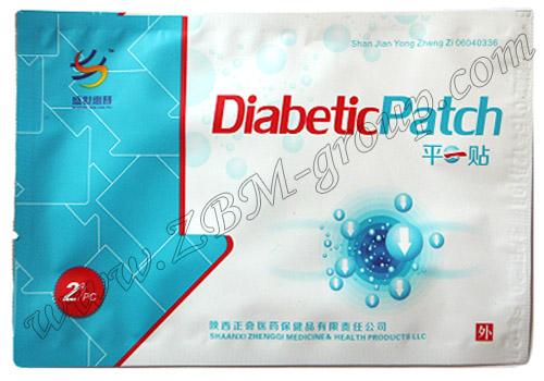 Пластыре от сахарного диабета у