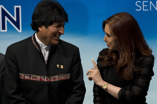 Evo et Cristina