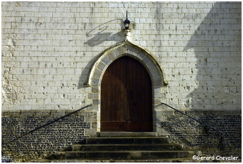 Argoules - Eglise Saint Germain # 2
