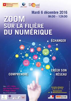 ZOOM sur la filière du numérique