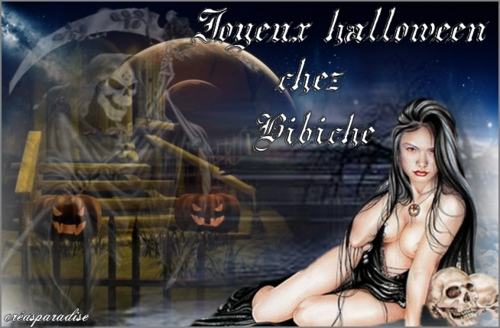 Halloween Merci Roger
